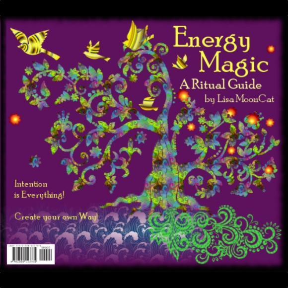 Energy Magic by Lisa MoonCat