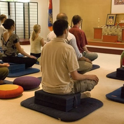 Meditation Night @ The Event Space @ Healing Waters & Sacred Spaces | Portland | Oregon | United States