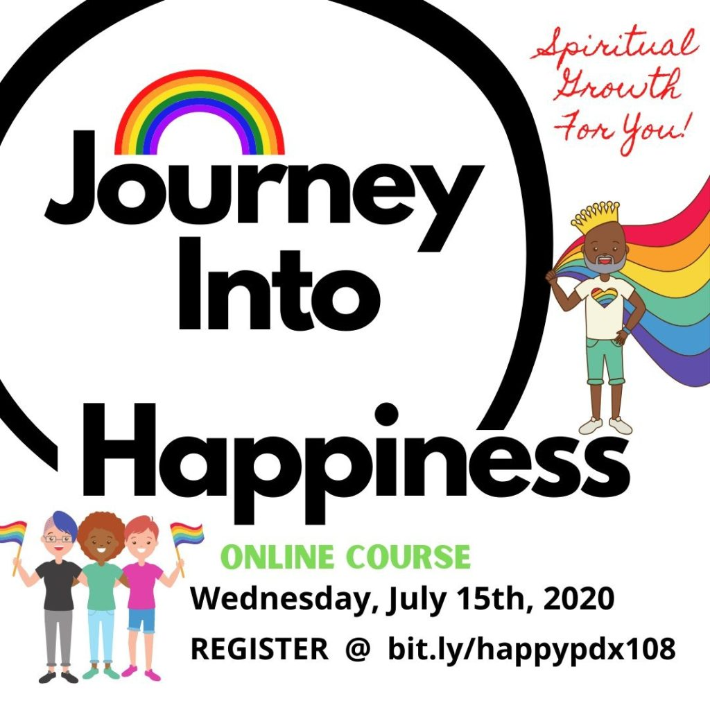 Journey Into Happiness - Portland