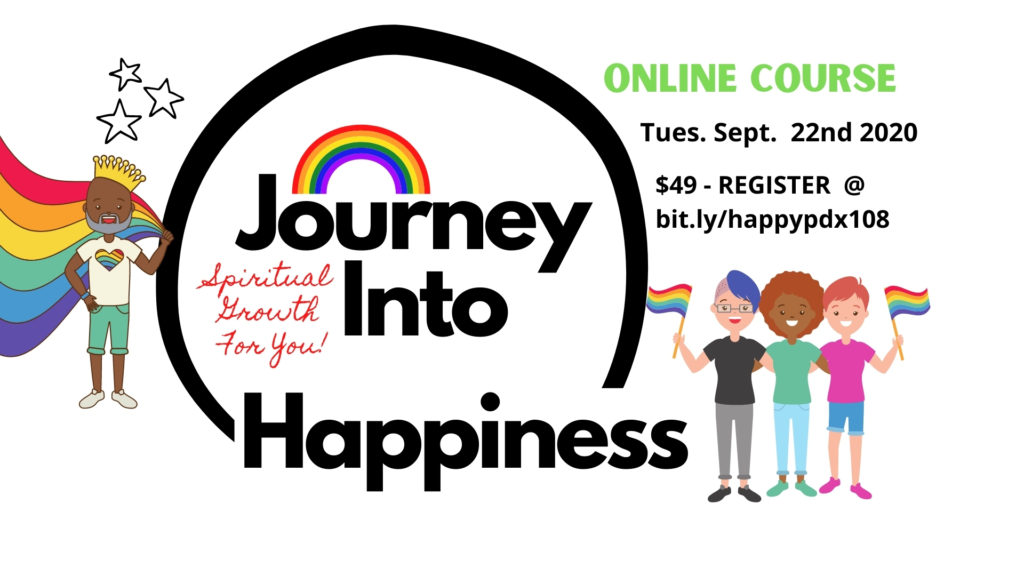 Journey Into Happiness - Global Event