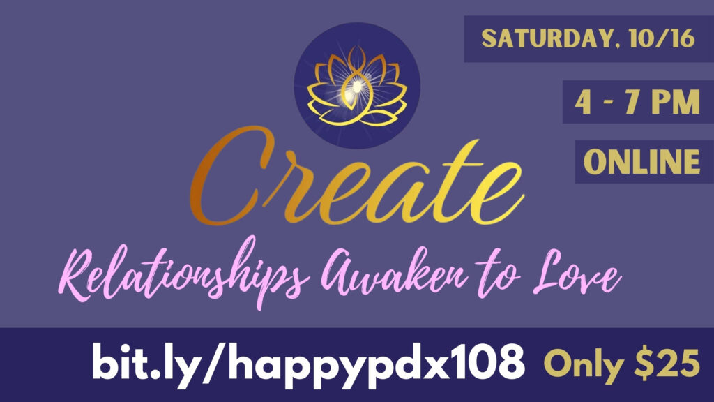 CREATE: The Heart of a Mystic Awakens @ Online